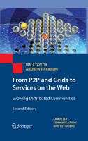 From P2P and Grids to Services on the Web PDF