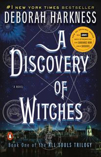 A Discovery of Witches Book