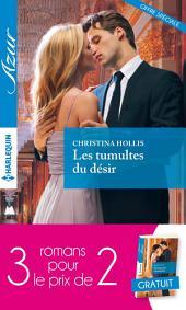3 romans Azur pour le prix de 2: Les tumultes du désir - Une proposition irrésistible - Trompeuse réputation