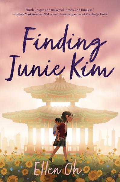 Download Finding Junie Kim Book