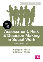 Assessment  Risk and Decision Making in Social Work PDF