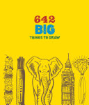 642 Big Things to Draw Book