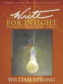 Write for Insight