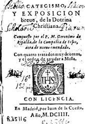 Catecismo y exposicion breve de la dotrina christiana