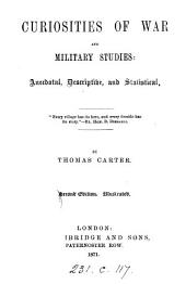 Curiosities of war and military studies