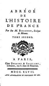 Abrégé de l'histoire de France: Volume2