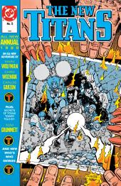 The New Titans Annual (1988-1996) #5