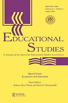 Ecojustice and Education PDF