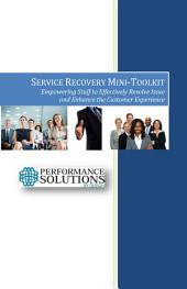 The Service Recovery Toolkit