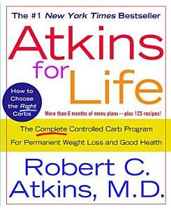Atkins for Life PDF
