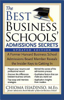 The Best Business Schools's Admissions Secrets