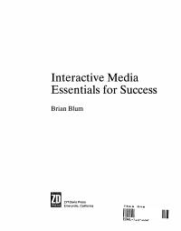 Interactive Media Essentials for Success