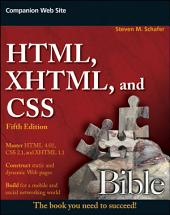HTML, XHTML, and CSS Bible: Edition 5