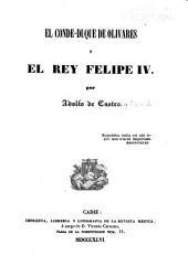 El Conde-duque de Olivares y el rey Felipe IV