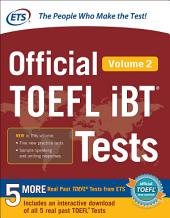 Official TOEFL iBT® Tests: Volume 2