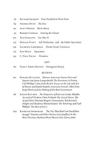 The Georgia Review PDF