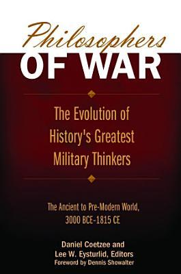 Philosophers of War PDF