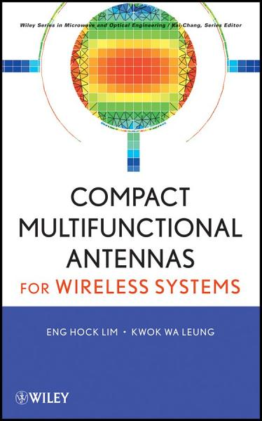 Compact Multifunctional Antennas for Wireless Systems PDF