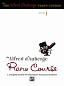 The Alfred D'Auberge Piano Course