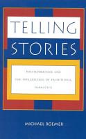 Telling Stories PDF