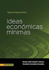 Ideas económicas mínimas