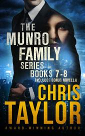 The Munro Family Series Collection: Books 7-8 includes bonus novella