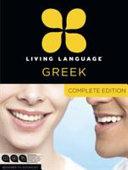 Living Language Greek Book