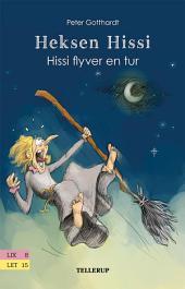 Heksen Hissi #4: Hissi flyver en tur