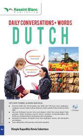 Daily Conversations + Words Dutch