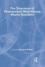Psychopathology and Psychotherapy in Homosexuality