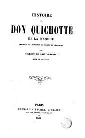 Histoire de Don Quichotte de la Manche: ornée de gravures