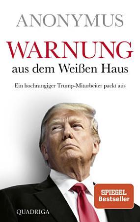 Warnung aus dem Wei  en Haus PDF