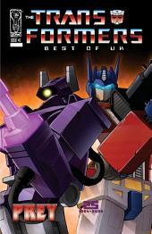 Transformers: Best of UK - Prey #3