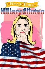Female Force: Hillary Clinton: The Graphic Novel