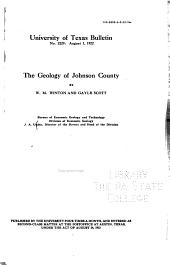 Bulletin: Bureau of Economic Geology publications, Issue 29