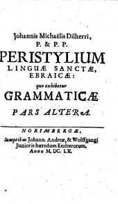 Syllabus Vocum Irregularium Sacrae Scripturae, iuxta ordinem alphabeticum dispositus