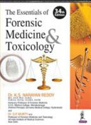 ESSENTIALS OF FORENSIC MEDICINE AND TOXICOLOGY  PDF