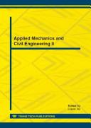 Applied Mechanics and Civil Engineering II PDF