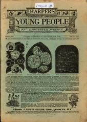Harper's Young People: Volume 6, Issue 282