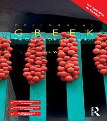 Colloquial Greek  eBook And MP3 Pack  PDF
