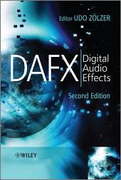 DAFX: Digital Audio Effects, Edition 2
