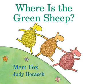 Where is the Green Sheep  Book