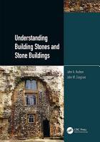 Understanding Building Stones and Stone Buildings PDF