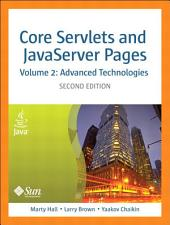Core Servlets and JavaServer Pages, Volume 2: Advanced Technologies, Edition 2