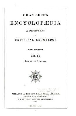 Chambers s Encyclop  dia PDF