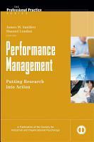 Performance Management PDF