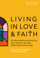 Living in Love and Faith PDF
