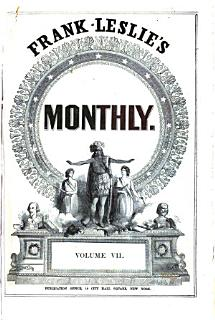 Frank Leslie s Monthly Book
