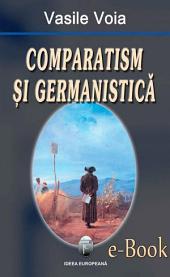 Comparatism și germanistică