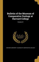 BULLETIN OF THE MUSEUM OF COMP